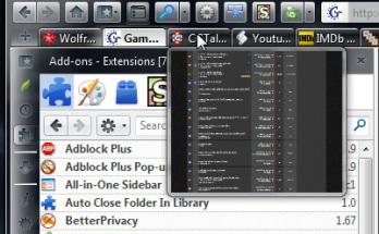 Firefox 7.0 CSS Style 1