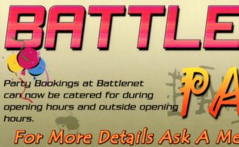 Battlenet Party's