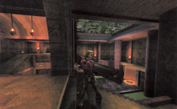Quake 3 Map