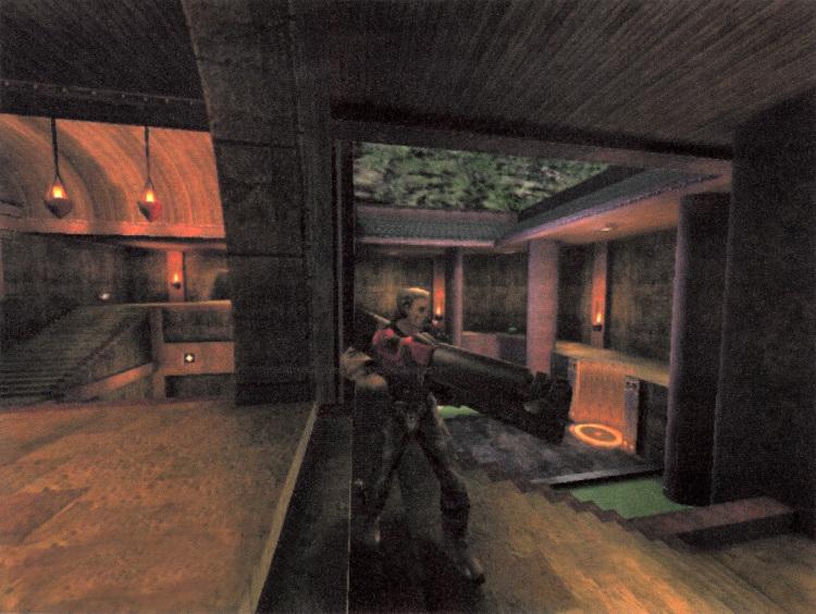 Quake 3 Map – Koolio net
