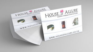 House of Allure Stationary 2