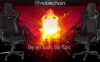 noblechairs 4k wallpaper 5