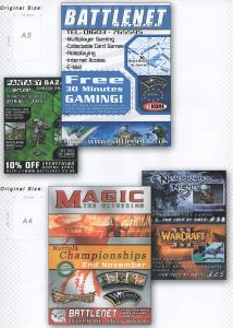 Battlenet Posters