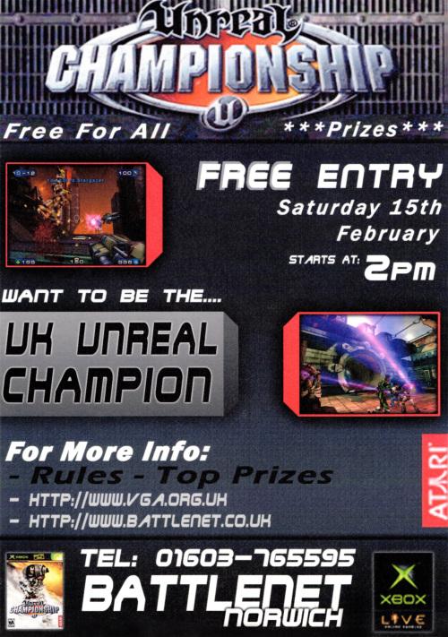 Unreal Championship 1