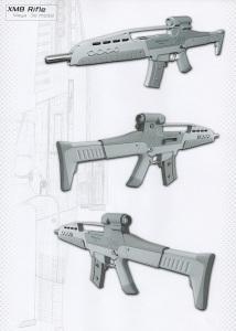 XM8 Rifle 4