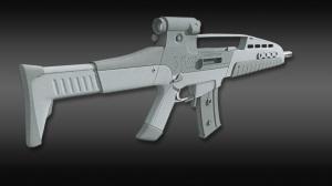 XM8 Rifle 3