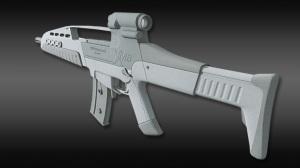 XM8 Rifle 6