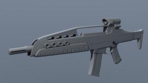 XM8 Rifle 2