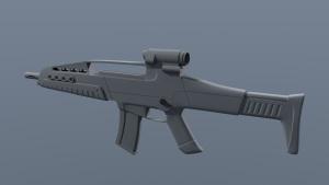 XM8 Rifle 1